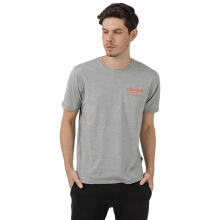 CONVERSE  Reeper Short Sleeve Tee - Vintage Gray Heather