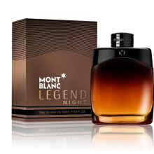 PARFUM ORIGINAL MONT BLANC LEGEND NIGHT EDP 100ML BPOM BOX SEGEL NEW