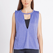 CoreNation Active Dixi Tank - Purple Purple M