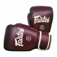 FAIRTEX Boxing Glove BGV16 - Maroon