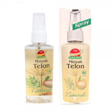 Cap Gading Minyak Telon Spray - 60ml