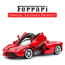 Jantens Rastar Ferrari RC Car 1:14 LaFerrari Remote Control Toys Car Enzo Officially Licensed Toys Red