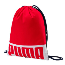 PUMA Deck Gym Sack - Ribbon Red [One Size] 7496111
