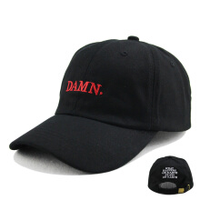 Jantens high quality fashion baseball cap women youth hip hop cap #B49 Black