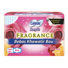 CHARM Pembalut Fragrance Extra Maxi Wing 18P