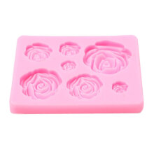 [COZIME] Silicone Fondant Cake Silicone Mold DIY Kitchen Making Candy Biscuits Molds Others