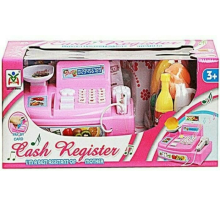 MINI CASH REGISTER PINK LS820A3 - MAINAN MESIN KASIRAN