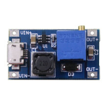 [COZIME] 2A Max DC-DC Boost Step Up Conversion Module 2V-24V to 5V-28V Output Others