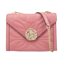 Michael Kors MK Whitney Large Petal Quilted Leather Convertible Shoulder Bag 30H8TWHL
