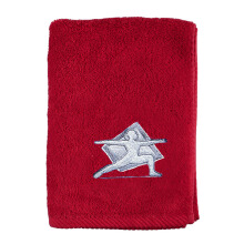TERRY PALMER Sport Towel Yoga 40x110cm - TE3756H1-50NE-NRE - Red