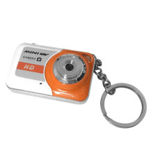 [COZIME] HD Ultra Portable 1280*1024 Mini Camera X6 Video Recorder Digital Small Cam Orange