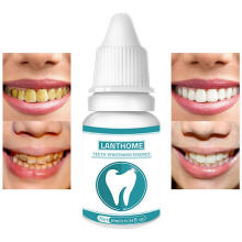 Farfi Teeth Whitening Stain Eraser Remover Essence Liquid Dental Care Cleaning Tool as the pictures