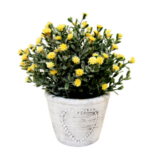JYSK Tanman Artifisial - Artificial Flower With Pot Wt-Mt Yelow Yellow
