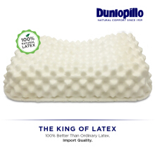Dunlopillo Massage Beauty Pillow
