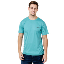 COLUMBIA Zero Rules Short Sleeve Shirt - Teal