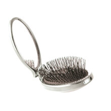 The Wet Brush Mini Popfold Silver