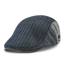 JAMONT Men's British Fashion Knit Wool Cap