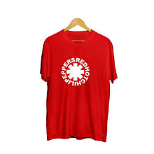 Mypoly kaos Distro Band Red Hot Chili Pepper