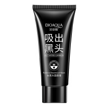 BIOAQUA Carbon black mask removes blackheads and removes acne Net content (g/ml) 60