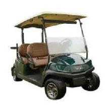 Clubcar Mobil Golf Tempo 4-Seater face forward