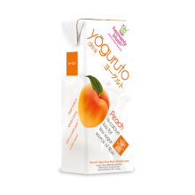 HEAVENLY BLUSH Yogurt Drink Peach 200ml