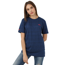 MOUTLEY Ladies Tshirt 0202 [M02021822 ] - Blue