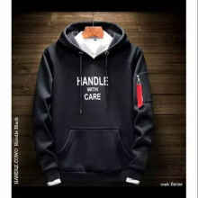 Sweater Hodie Handle With Care