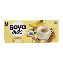 MAMABEAR Soya Mix - Tropical Banana (Isi 10 Sachet)