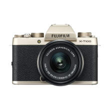 Fujifilm X-T100 Kit 15-45mm Gold