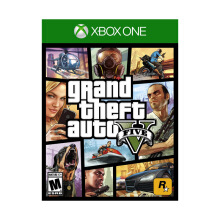 MICROSOFT Xbox One Game - Grand Theft Auto V