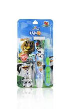 Kodomo Kids 6+ Toothpaste & Toothbrush + Holder