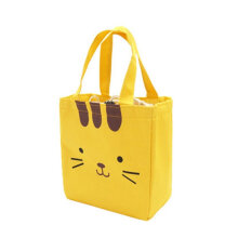 [COZIME] Animal Canvas Bag Ice Pack Oxford Cloth Waterproof Portable Insulation Bag