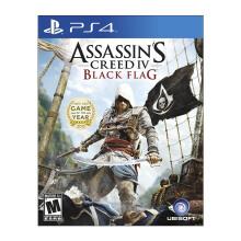 SONY PS4 Game  Assassin's Creed IV Black Flag - Reg 3
