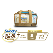 SWEETY Gold Birth Package - S