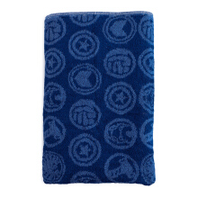 MARVEL Avengers Bath Towel 70x140cm - Blue