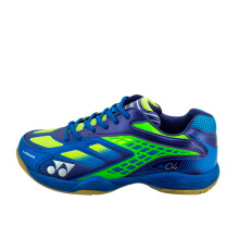 YONEX All England 04 - Blue/Dark Violet/Neon Green