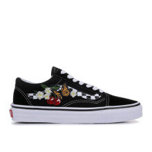 VANS Ua Old Skool - (Checker Floral) Black