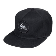 QUIKSILVER Perfect Snap Hdwr Kvj0 - Anthracite-Solid [One Size] AQYHA04136-KVJ0