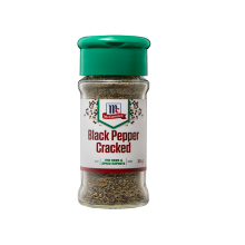 MCCORMICK Black Pepper Coarse 35gr