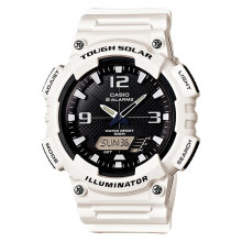 Casio AQ-S810WC-7AVDF Water Resistant 100M Resin Band [AQ-S810WC-7AVDF]