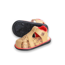 LustyBunny Baby Shoes Motive Star - Beige PS9106