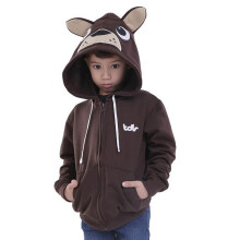 TDLR  LITTLE BEAR BOY SWEATER HOODIES JAKET ANAK LAKI-LAKI T 2140