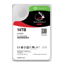 SEAGATE Ironwolf 14TB 3.5