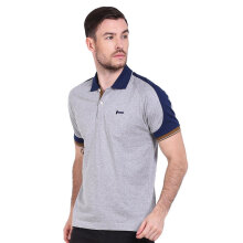 HAMMER Polo Fashion [A1PF447A1] - Grey