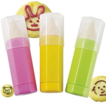 cute baby food Drawing Pen Decorating For Bento Tools isi 3 pcs