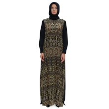 JENAHARA Haley Dress - Brown
