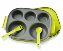Pot De Miel Food Tray Lime Green