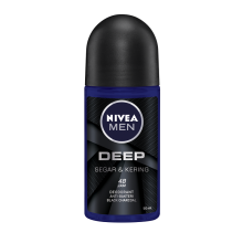 NIVEA MEN Deodorant Deep Roll On 25ml