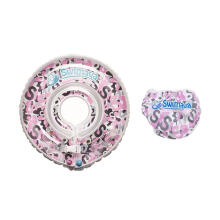 Swimava SWM213 Camo G1 Starter Ring with Diaper - Pink Pink