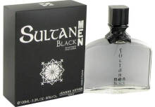 Jeanne Arthes Sultan Black for Man EDT Parfum [100 mL]
